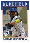 2016 Bluefield Jays Rookie Ball - V Jr. 1st MiLB team set
